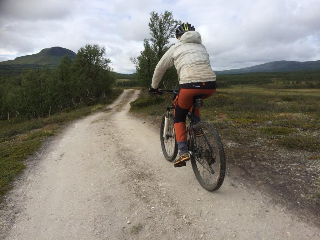 Ås-cykling på Mittåkläppen