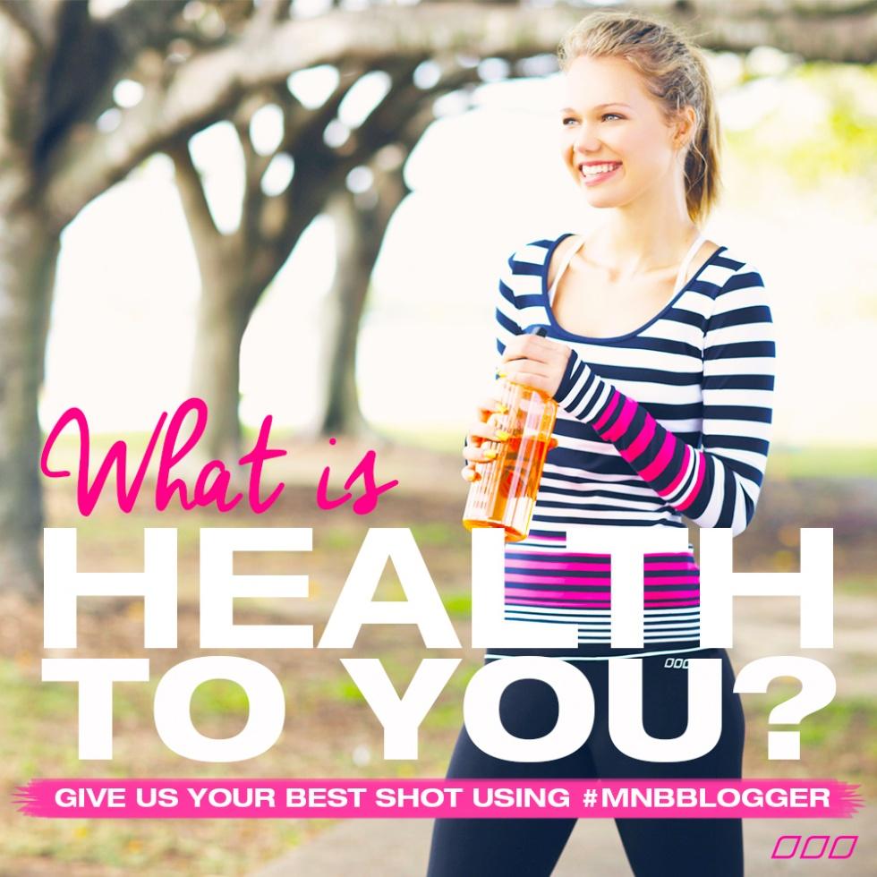 Vad är hälsa för dig?