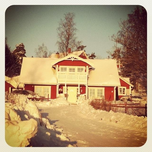 Drakboda Vinter