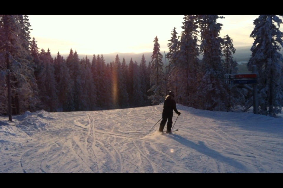 Romme Skidor